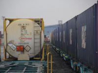 Turkrail'den Avusturya'ya ikinci tren