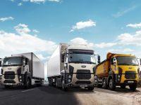 Ford Trucks, 3 dev projede 1.000 kamyonla yerini alıyor