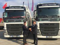 Irmaklar Taşımacılık filosuna 3 yeni Volvo Trucks katıldı