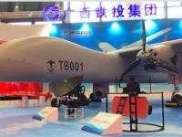 Çin'in insansız kargo uçağı 20 tona kadar taşıyabilecek