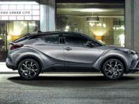 Her 4 hibritten 3'ü Toyota C-HR