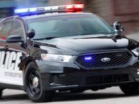 Ford'dan, sürücüsüz polis aracı