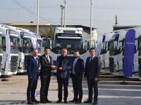 ARI-HAN Group, 15 Volvo Trucks aldı