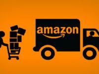 Amazon, UPS ve FedEx'e rakip olacak