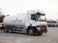 Renault Trucks'tan Omsan'a 65 çekici ve kamyon