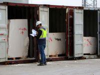 Antalya Limanı'ndan 2 milyon tonluk mermer ihracatı