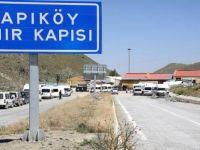 Kapıköy Sınır Kapısı'nda mesai 24 saate çıkıyor