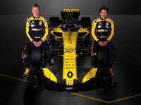 Renault Sport Formula 1 Takımı yeni aracını tanıttı