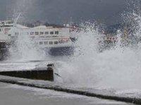 Meteoroloji uyardı: Kuvvetli rüzgar geliyor
