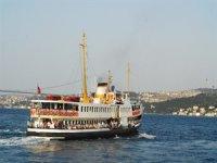 Şehir Hatları'nın Karaköy-Kadıköy seferi yapılamıyor