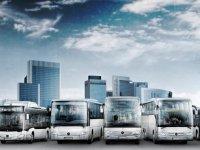 Mercedes'ten 3 firmaya 4 otobüs teslimatı