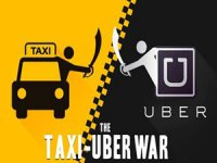 Uber toplantısında kriz!