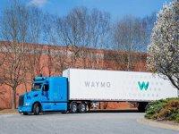 Waymo, otonom kamyonlarını Atlanta yoluna çıkarıyor