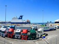 Ekol Lojistik, Trieste'yi U.N Ro-Ro'ya bıraktı