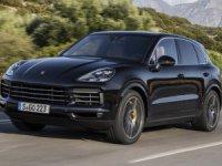 Porsche Cayenne Hybrid yola çıktı!