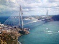 Üçüncü köprüye demiryolu yapılıyor