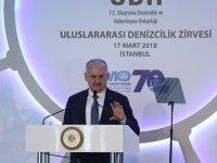 """""""Bu salonda denizci 1 Başbakan, 1 Bakan ve 1 Müsteşar var"""""""