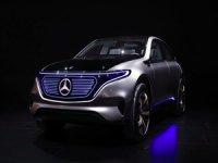 Elektrikli Mercedes Türkiye'ye de geliyor