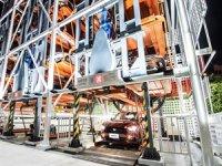 Ford ve Alibaba'dan kola otomatı gibi araba veren dev araba otomatı!