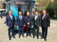 TEMSA'dan Kültür ve Turizm Bakanlığı'na 10 gezici kütüphane otobüsü