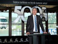 Mercedes sattı, Barsan aldı: Tarihin en büyük kamyon teslimatı