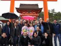 Isuzu'dan yetkili servislerine Japonya jesti