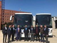 Muş Yolu Turizm, filosunu Mercedes otobüslerle güçlendirdi
