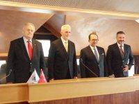DTO görev dağılımı yaptı: Yeni Meclis Başkanı Salih Zeki Çakır