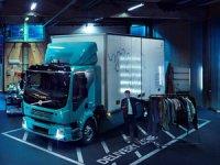 Volvo'dan 300 km Menzilli Elektrikli Tır: FL Electric