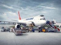 Turkish Cargo 5 basamak birden yükseldi!