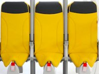 Hazırlanan en yeni uçak koltuğu tasarımı!