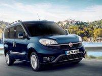 """Fiat Doblo'da """"benzinli motor"""" seçeneği"""