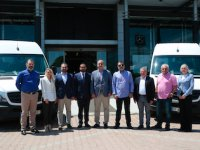 Mercedes-Benz Türk'ten bir filo teslimatı daha!