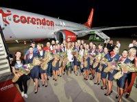 Corendon Airlines, Türkiye'nin ilk Boeing 737 MAX 8'ini teslim aldı!