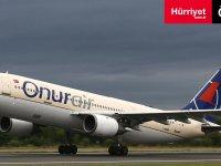 Mahkemeden Onur Air'in İranlı ortağına gol
