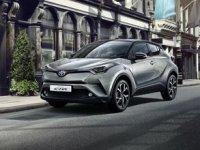Toyota, hibrit C-HR için yerli batarya fikrine sıcak bakıyor