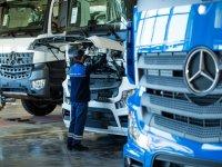 Mercedes, 200 yeni personel alacak