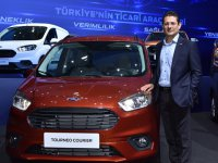 Ford ticari ailesinin en yeni üyeleri bir arada