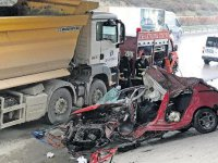 Hafriyat kamyonu terörüne karneli önlem