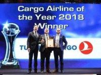 Turkish Cargo 'Yılın Hava Kargo Taşıyıcısı'