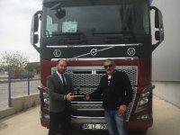 SNH İnşaat'a Volvo Trucks FH 750 6x4 teslimatı