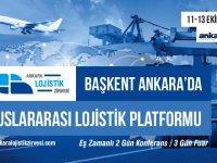 Ankara, lojistikteki büyük buluşmaya hazır