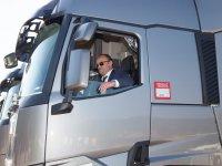 Alibey Nakliyat filosuna 25 Renault Trucks çekici katıldı