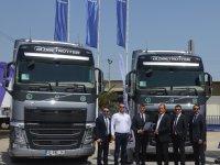 Özakar Nakliyat'ın tercihi yine Volvo Trucks oldu