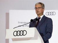 Volkswagen Audi CEO'su gözaltına alındı!
