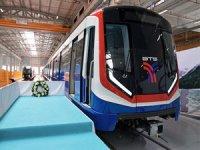 Bozankaya, Türkiye'nin ilk metro ihracatını Tayland'a gerçekleştiriyor