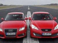 Audi ve Hyundai'den dev işbirliği!