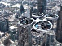 Audi ve Airbus'ın drone taksisi deneme uçuşlarına başlıyor