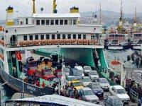 Seçim günü Eskihisar-Yalova feribot seferleri ücretsiz