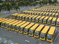 IVECO'dan Brezilya'ya 900 adet Daily Midibüs